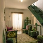 The communal landing at Vitorina Corte Guesthouse