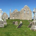Photo of Clonmacnoise