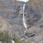 Takakkaw Falls in the Yoho National Park