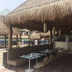 La Palapa restaurant at the Royale Service VIP.