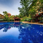 Angkor Paradise Hotel - Swimming Pool
