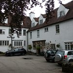 Quiet rural location, cosy rooms with all facilities and a great restaurant.