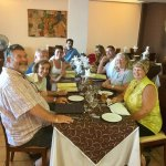 In funchal gone to the sabor for a curry first class as all ways  a really hot night nice and co