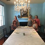 Our own dining room!