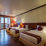 Angkor Paradise Hotel - Triple Room
