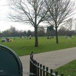 Hyde Park à 10 minutes à pieds