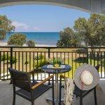 Louis Zante Beach - Bungalow Front Sea View