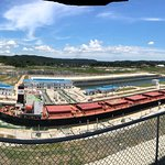 Photo of Gatun Locks