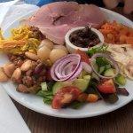 Ham ploughmans