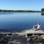 Lake near Gaasper camping