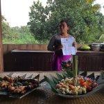 Photo de Paon Bali Cooking Class