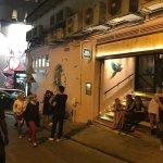 Great place to sit and drink a caipirinha !!!! Uma Nota On Peel street.