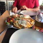 Le fameux Chivito (plat pour 2 couverts)