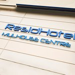 ResidHotel Mulhouse Centre Foto