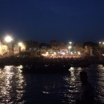 Aarti view from Boat