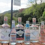 Isle of Wight Distillery gems - Mermaid Gin and Sea Rock vodka, always served with Fever-Tree mi