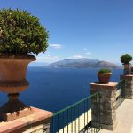 The view from Caesar Augustus is panoramic and the best on the island. The luscious gardens are