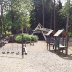 Playarea at Thorp Perrow