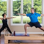 Book a personal pilates session during your stay.
