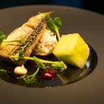 Portrush Mackeral/beetroot/compressed cucmber