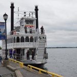 Cruise Boat for 1000 Islands