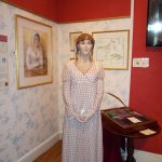 This is said to be Jane Austen