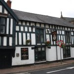 Here is the Queens Head in Monmouth South Wales