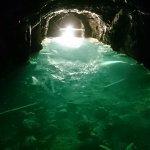 cueva inundada