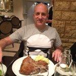 Just a wee steak.
