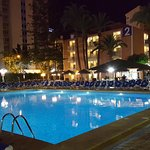 Servigroup Benidorm  - Pool - Night