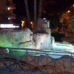 Servigroup Benidorm - Fountain