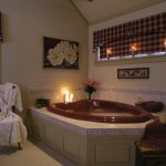 Relaxing Jacuzzi Tub for two