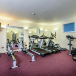FREE On Site Gym for all Residents