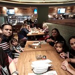 At California Pizza Kitchen in Mirage Hotel in Las Vegas