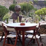 Restaurante Jardín de Cactus