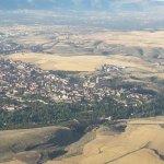 Vistas de Segovia desde el globo