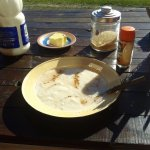 Mealie Meal Breakfast
