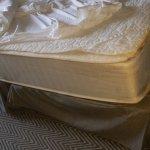 Filthy mattress