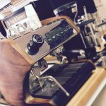 Our mighty espresso machine