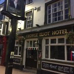 George eliot on bridge street