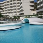Rodos Palladium pool
