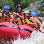 Kern River fun with the Fam