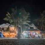 The resort at Night :)