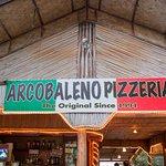 Best Italian Pizza at Puerto Galera!