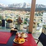 Muy lindo desayunador con hermosa vista!
