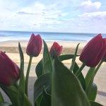 Laxey beach