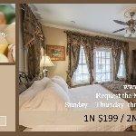 Photo de Bayfront Westcott House Bed & Breakfast