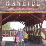 Rawhide Entrance