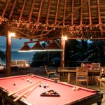 A professional billiards table is for all to use!