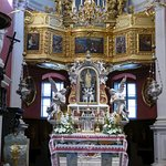 Church of Saint Blaise altar
